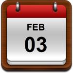 3 February