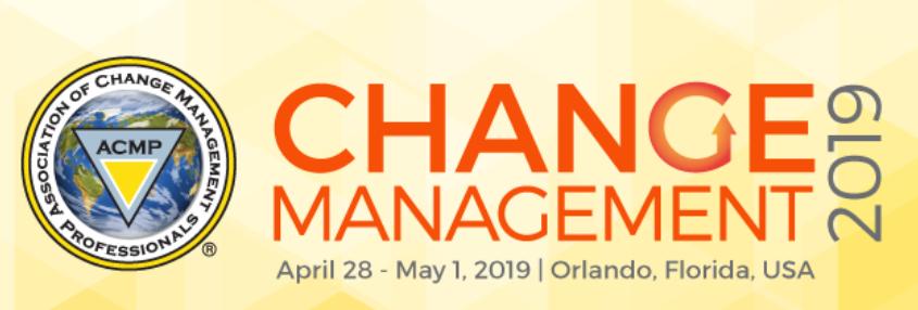 Change Management 2019